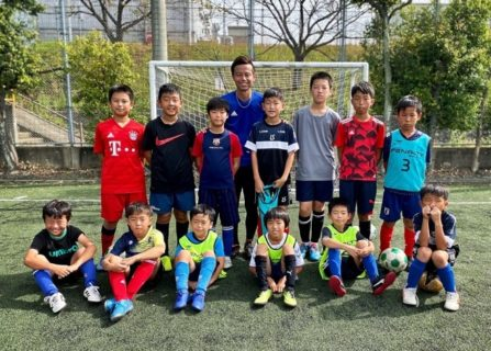 10月20日 相根 澄さんによるフットサルクリニック開催致しました。